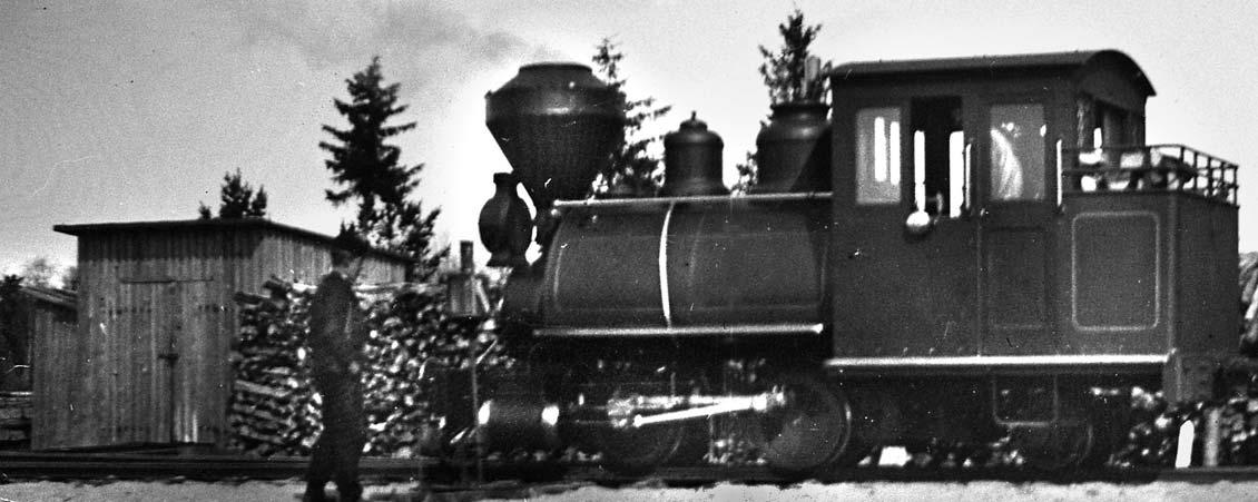 Baldwin lokomotiv